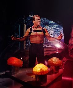 "Star Trek - Kirk- ""The Gamsters of Triskelion"""