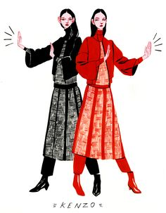 Bijou Karman — Kenzo