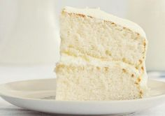 I'm often asked for recommendations for my best vanilla cake recipes. Too hard to choose just one, so I made a list of my favorite vanilla cake recipes.