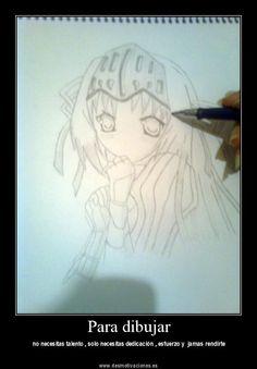 Para dibujar
