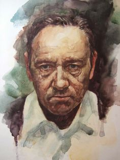 kevin spacey drawings   Six Degrees Of Kevin Spacey