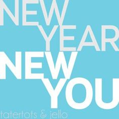 My 2015 Word of the Year – HAPPY! [New Year, New You] -- Tatertots and Jello