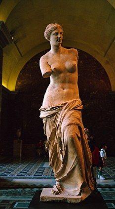 Venus de Milo statue-amazing!