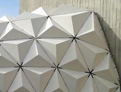 canopy triangular module