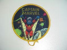 CAPTAIN MARVEL 1984 *