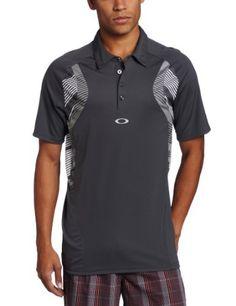 oakley apparel  oakley men's battle polo, shadow, small by oakley. $56.00. 100% polyester