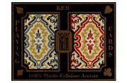 Kem Paisley Playing Cards Bridge Size Standard Index. #Kem #Playingcards #Poker