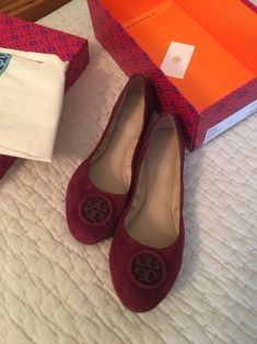 ae40af067 NEW Tory Burch ALLIE BALLET Women Shoes   Flats Size 9 with Box 32247   fashion