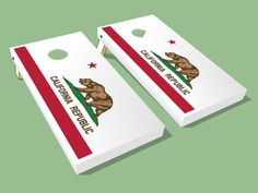 california state flag cornhole board wraps awesome state cornhole board wraps - Cornhole Board Wraps