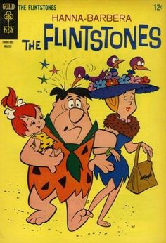 Gold Key Comic - The Flintstones #11 - Introducing Pebbles (Issue)
