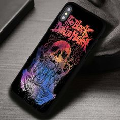 Extreme Metal Band Logo The Black Dahlia Murder - iPhone X 8  7 6s SE Cases & Covers #music #theblackdahliamurder #phonecase #phonecover #iphonecover #iphonecase #iPhone4case #iPhone4S #iPhone5case #iPhone5C #iPhone5S #iPhoneSE #iPhone6case #iPhone6Plus #iPhone6s #iPhone6sPlus #iPhone7case #iPhone7Plus #iphoneXcase #iphoneX #iphone8case #iphone8plus