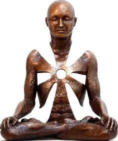 Sculpture by Sukhi Barber...