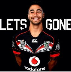 Let's gone Warriors #ShaunJohnson