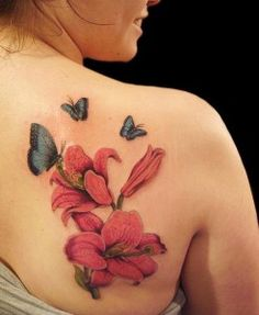 gladiolus (Kailey's birth flower) Love this view of the flower for my next tattoo