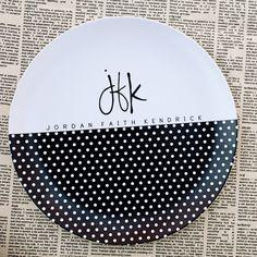 Custom Logo Plate by sweetwaterscrapbook on Etsy, $19.95
