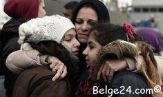 تقديم طلب لم شمل الأسرة في بلجيكا