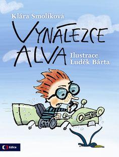 Kniha Vynálezce Alva | bux.cz