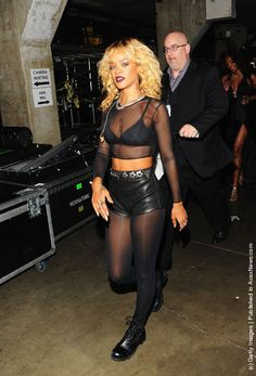 Singer Rihanna backstage at the 54th Annual GRAMMY Awards held at Staples Center http://avaxnews.net/appealing/The_54th_Annual_GRAMMY_Awards.html #avaxnews.net #Fashion  #models #wear