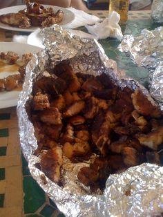Jerk Pork #Jamaica50