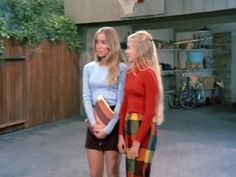 Marcia Brady Nose | Marcia thanks for his advice on how to get rid of the nerd, so she can ...