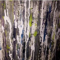"""Canvas Painting Size: 16"""" x 20"""" Cost: $40.00 Crazy chaos 👩🏽🎨@rsginterioraccents #chicagoartist #chicagodesigner #inspiration #sundayvibes #painting #artist #designer #canvas #layers #patterns #color #texture #interiors #interiordesign #interiorinspiration #homedecor #home #dowhatyoulove #lovewhatyoudo #websiteupdate #acrylics #16x20"""