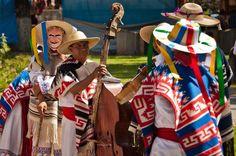 Danza de Los Viejitos, Michoacan