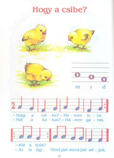 Music Decor, Music For Kids, Album, Music Education, Preschool Activities, Entertaining, Songs, Drama Theater, Hungary