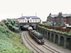 East Ham Model Railway Club Web Site - Layouts
