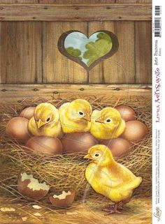 Litoarte Chicken Painting, Chicken Art, Hens And Chicks, Baby Chicks, Tole Painting, Painting On Wood, Arte Do Galo, Chicken Pictures, Farm Quilt