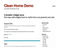 clean-home-theme
