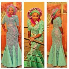 Fabulously Eclectic and Top-Notch WDN's Aso Ebi Styles - Wedding Digest NaijaWedding Digest Naija