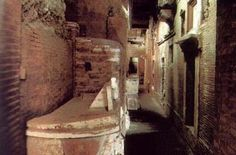 """The Vatican necropolis, the """"old"""" Rome, under St. Peter's. A-maz-ing tour."""