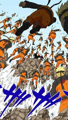 Naruto Sharingan, Naruto Shippuden Anime, Naruto Art, Naruto And Sasuke, Anime Naruto, Boruto, Manga Vs Anime, Cartoon As Anime, Old Anime