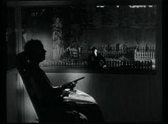 Lillian Gish & Robert Mitchum in The Night of the Hunter (1955).