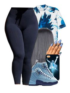 """Christina's outfit 2 (for my story)🙌💙"" by jchristina ❤ liked on Polyvore featuring interior, interiors, interior design, home, home decor, interior decorating and Monki"
