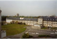 This is where Jennifer was born, 97th General Hospital in Frankfurt, Germany