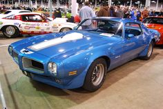 1970 Pontiac Firebird Trans Am |