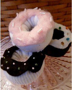 Sock Donut Toys