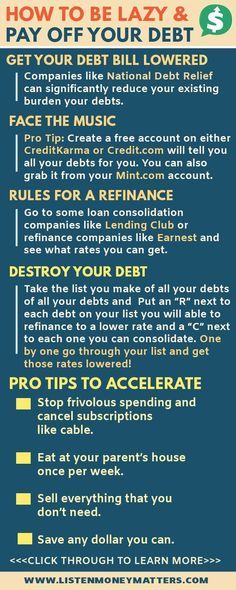 Can't seem to shake off debt? Here are some other ways to reduce and pay off your debt than having to work five jobs. Read on! how to budget money for beginners, how to track payments, how to organize finances Money Tips, Money Saving Tips, National Debt Relief, Finance Organization, Student Loan Debt, Investing Money, Budgeting Money, Debt Payoff, Financial Goals