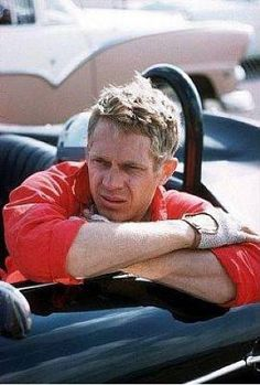 Steve McQueen and his Speedster - Speedsters - a site dedicated to all aspects of Porsche Speedsters from the 1950s to the present day