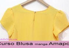 Mi Mundo De Moda – Cursos Patrones Costura – Costura y Confeccion cursos patrones gratis moda y alta costura Manga, Petunias, African, Lingerie, Shorts, Sewing, Sweaters, Pattern, Diy