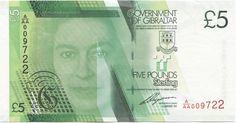 5 Pounds 2011 (Elizabeth II)