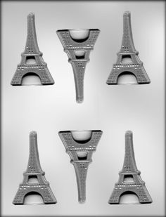 CK Products 3-Inch Flat Eiffel Tower Chocolate Mold CK Products http://www.amazon.com/dp/B003QP3JMW/ref=cm_sw_r_pi_dp_b-rSub0QMSB8G