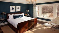 DR color palette, natural rug Contemporary Bedroom Color Scheme