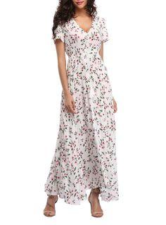 ee753a7353246 ACEVOG Women Ladies Package Hip Knee Length Floral Lace Pencil Party ...