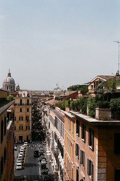 Rome, Italy / photo by Sarah Evers