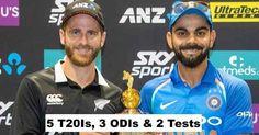 New Zealand vs India 2020 Cricket Series Predictions India Tour, Cricket, New Zealand, Leo, Cricket Sport, Lion