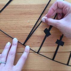 design diy une suspension a rienne pierre papier. Black Bedroom Furniture Sets. Home Design Ideas