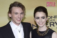 Sorry, Chris Evans! Lily Collins Is Back Together With Jamie Campbell-Bower — See The Pics HERE!