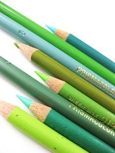 Poppytalk's Spring Colours Week {Green}